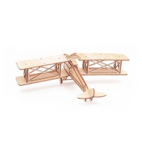 Buy cheap GK-Wood Plane 3D Puzzle from wholesalers