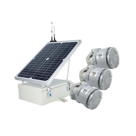 China JYL-FF Remote Overhead Line Wave Recording Fault Indicator