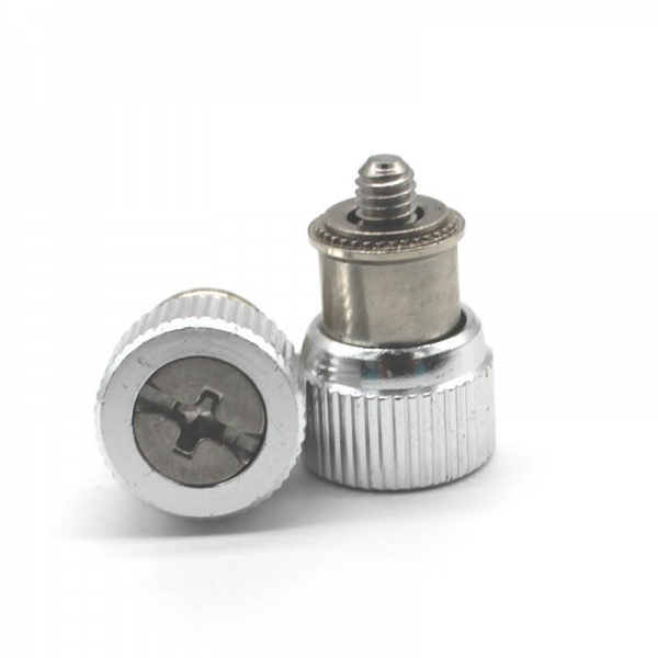China Spring Loaded Captive Fasteners