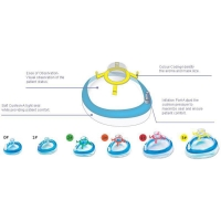 Buy cheap Anesthesia Mask with Gas Valve Horizontal product