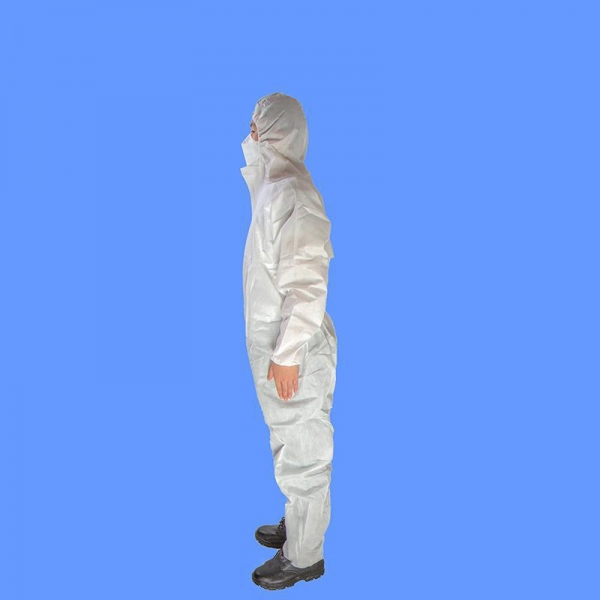 China China Supply Professional Comfortable Cleanroom Nonwoven Cover All