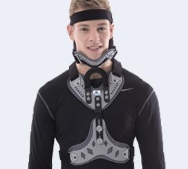 China Cervical Thoracic Brace