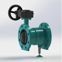 Buy cheap combination valve of butterfly valve check valve from wholesalers