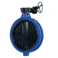 Buy cheap U type flange butterfly valve product