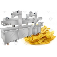 Buy cheap Commercial Banana Chips Frying Machine Hot Sale product