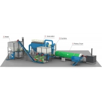 Buy cheap Wood Chips Dryer Machine from wholesalers