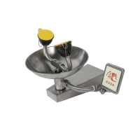 Buy cheap Wall Mounted Eyewashes, Stainless Steel, High Configuration, Model: ESW020MH product