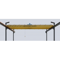 Buy cheap Double Girder Overhead Crane product