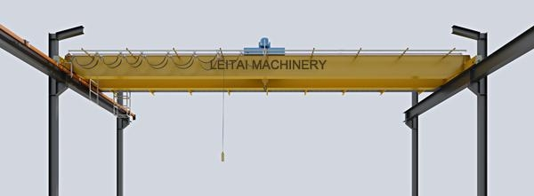 China Double Girder Overhead Crane