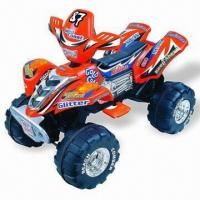 Battery-Operated Toy Car