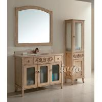 solid wood archaize bathroom cabinet quality solid wood