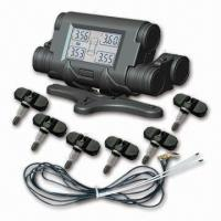 Tire Pressure Monitoring System for 6-wheel Vehicles