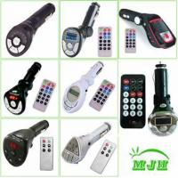 China Car MP3 FM Transmitters, Car MP3 Players, Car MP4 Players on sale